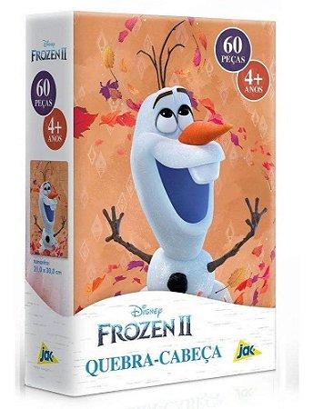 Quebra-cabeça 60 Peças - Toyster 002671 Olaf Frozen 2