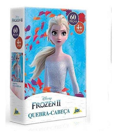 Quebra-cabeça 60 Peças 002671 Elsa Frozen 2