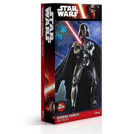 Quebra-cabeça 200 Peças Darth Vader Star Wars - Toyster 2238