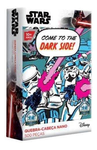Quebra-cabeça Star Wars - Stormtrooper 500 Peças Nano