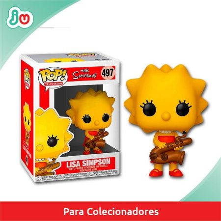 Funko Pop! - Simpsons #497 Lisa Simpson