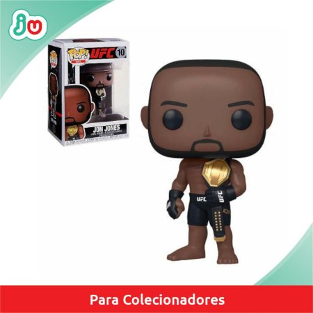 Funko Pop! - UFC #10 Jon Jones