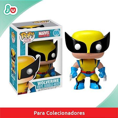 Funko Pop! - X-men Marvel #5 Wolverine