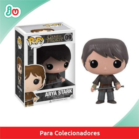 Funko Pop! - Game Of Thrones #9 Arya Stark
