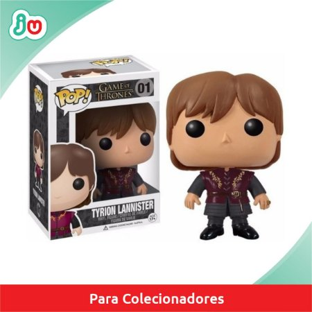 Funko Pop! - Game Of Thrones #1 Tyrion Lannister