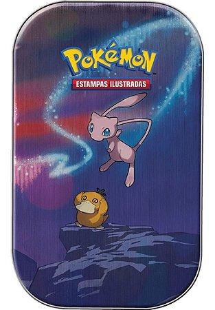 Mini Lata Pokémon Mew Poder De Kanto Original