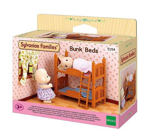 Brinquedo Sylvanian Families Beliches Epoch 5154