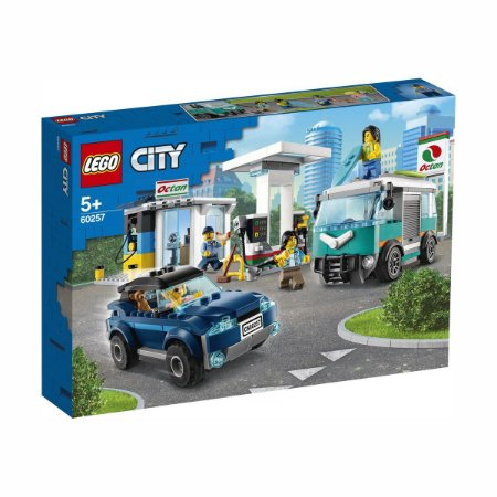 Lego City 60257 Posto de Gasolina Service Station