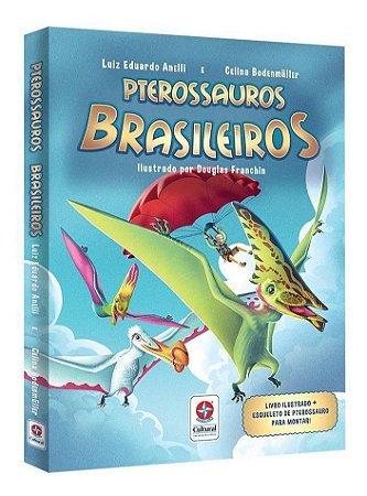 Livro Pterossauros Brasileiros