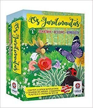 Os Jardinautas - Volume 1