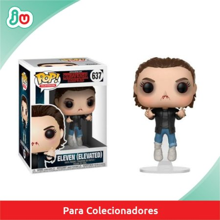 Funko Pop! - Stranger Things #637 Eleven Elevated