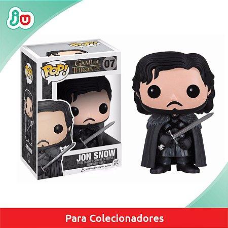 Funko Pop! - Game Of Thrones #7 Jon Snow