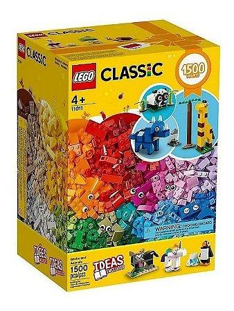 Lego Classic Peças E Animais 11011