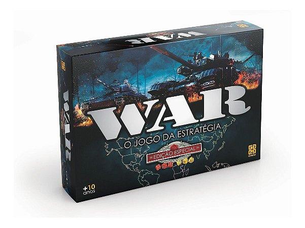 Jogo Grow War Edição Especial O Jogo Da Estratégia