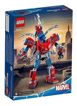 Lego Super Heroes - Homem Aranha - Robô Spider-man - 76146