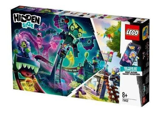 Lego 70432 Hidden Side  Parque De Diversões Mal Assombrado