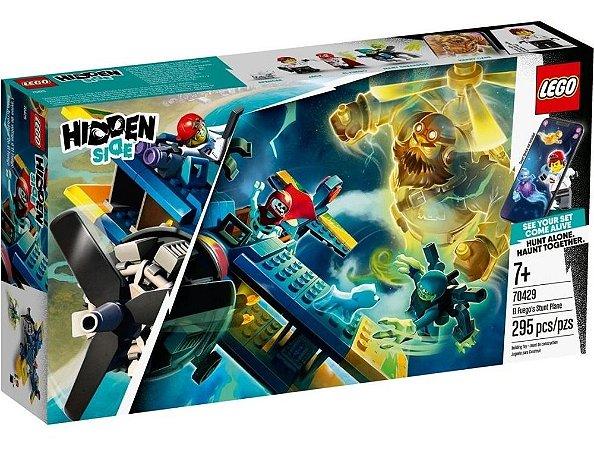 Lego Hidden Side O Avião De Acrobacias De El Fuego 70429