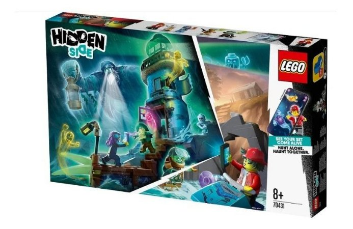 Lego 70431 Hidden Side O Farol Da Escuridão