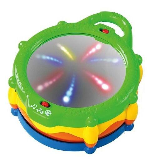 Brinquedo Tambor Musical Infantil - Bright Starts