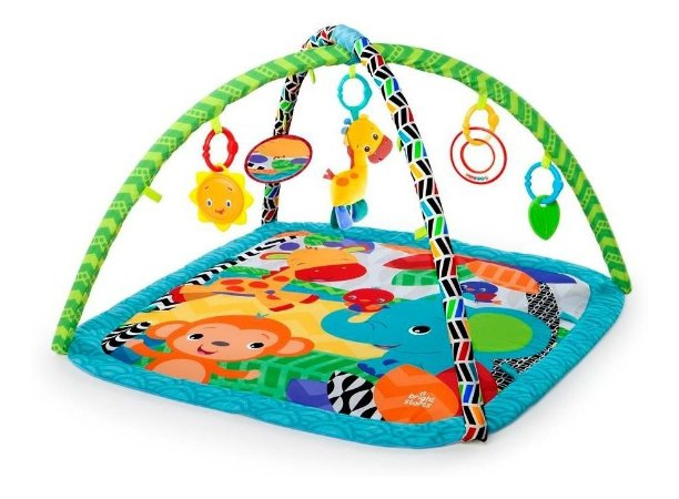 Tapete De Atividades P/ Bebês Bright Starts Zippy Zoo Be270