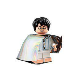 Harry Potter Minifigure Invisibility Cloak 71022