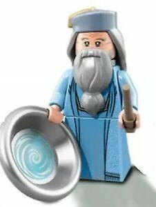 Alvo Dumbledore Minifigure HP e Animais Fantásticos 71022