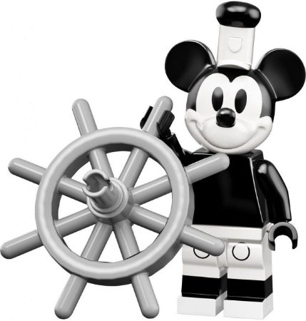 Mickey Minifigure Lego Disney 71024