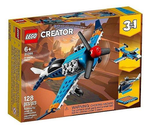 Lego Creator  Avião De Hélice  31099
