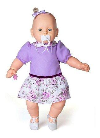 Boneca Meu Bebê 60 Cm - Estrela