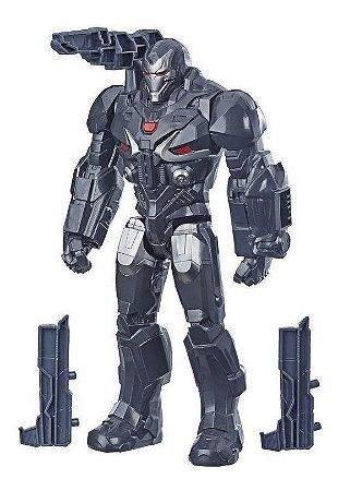 Figura Avengers War Machine Vingadores Ultimato 30 Cm Hasbro