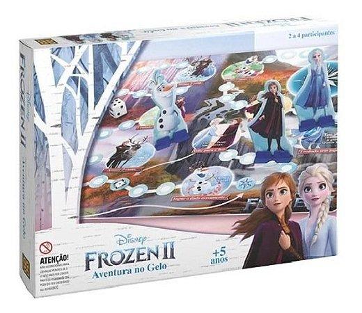 Jogo Aventura No Gelo Frozen 2  Grow 3707