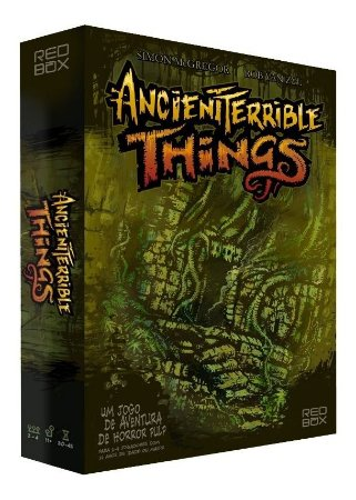 Ancient Terrible Things - Boardgame Redbox