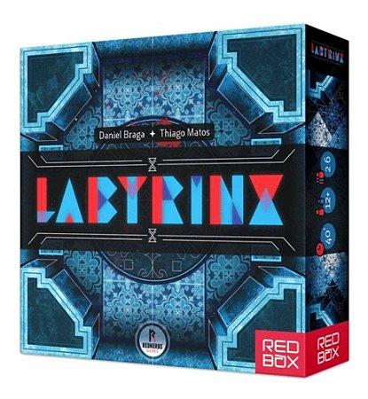 Labyrinx  Board Game  Redbox
