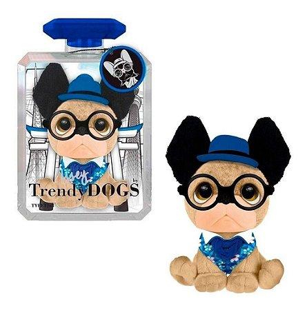 Pelúcia Cachorro Perfumada Trendy Dogs Issey Tokyo 15 Cm Fun