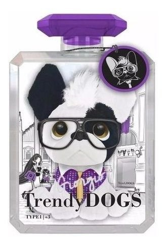 Pelúcia Trendy Dogs Giorgio M  + Conjunto De Dormir