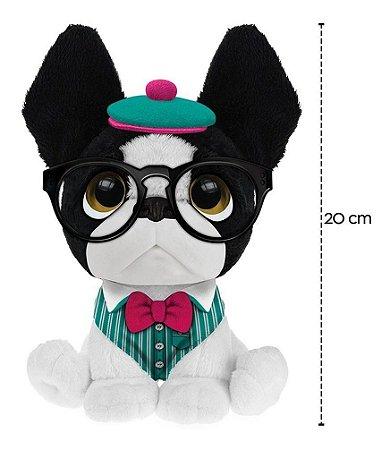 Pelúcia Trendy Dog  Louis G  Fun