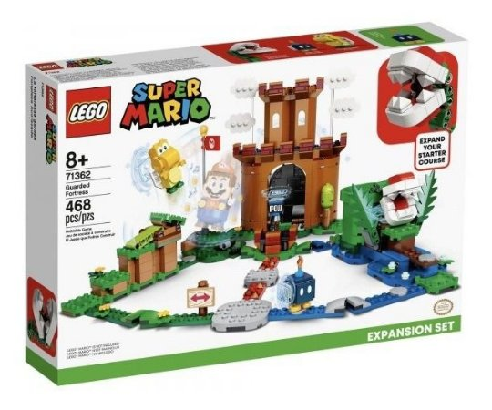 Lego 71362 Super Mario   Fortaleza Protegida  Expansão