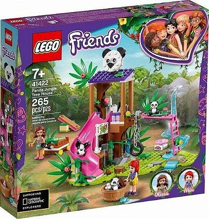 Lego 41422 Friends Casa Do Panda  Arvore Da Selva 265 Peças