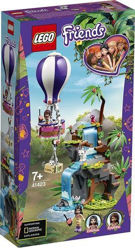 Lego 41423 Friends  Tiger Hot Air Balloon Jungle Rescue