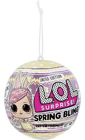 Boneca Lol Surprise Sping Bling Edição Limitada Candide 8939