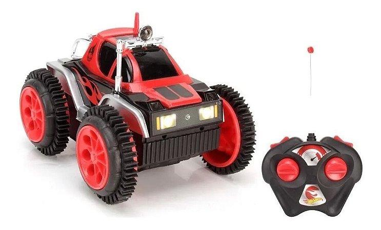 Carro Controle Remoto Hot Wheels Candide 4515 Turbo Tumbling