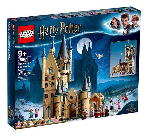 PotLego Harry ter A Torre De Astronomia De Hogwarts 75969