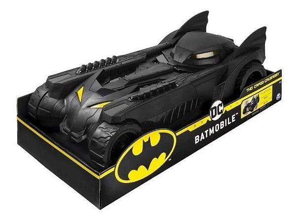 Batmovel Carro Do Batman Dc Comics  Sunny 2188