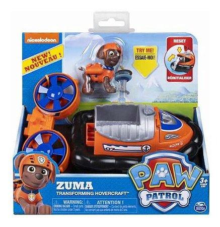 Patrulha Canina Zuma Veículo Básico - Spin Master
