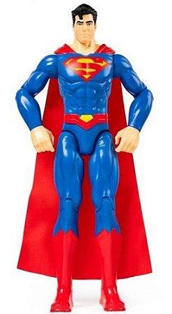 Boneco Dc Figuras Liga Da Justiça Super Man Sunny 2193
