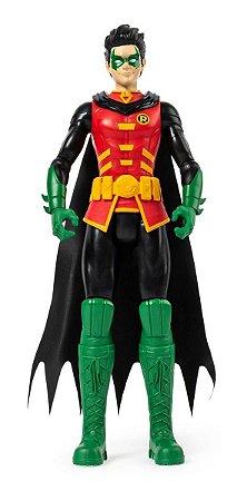 Boneco Robin Gotham City Dc Comics Series -Sunny 2180