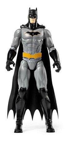 Boneco Articulado Batman Dc Comics 30 Cm - Sunny 2180