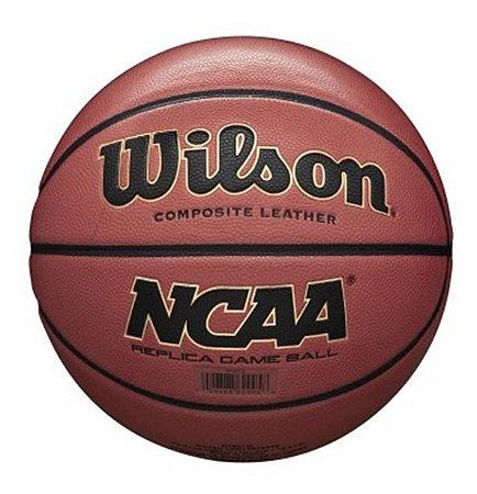 Bola De Basquete NCAA Réplica 7 Wilson Wtb0730xdef