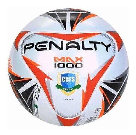 Bola Penalty Futsal Max 1000 Termotec Profissional