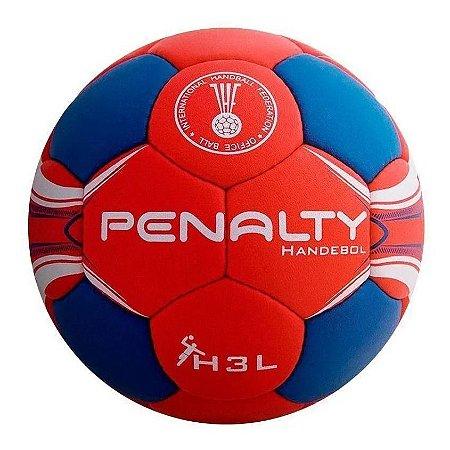 Bola Handebol Penalty Suécia H3L Pro C/c IV